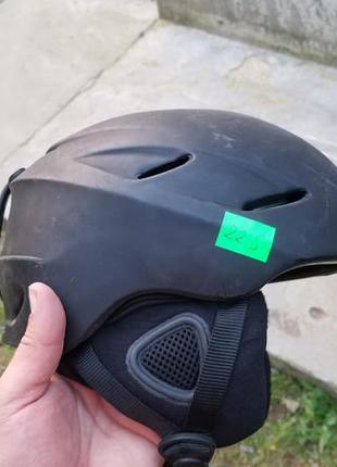 #22 лижний шлем , для сноуборда s