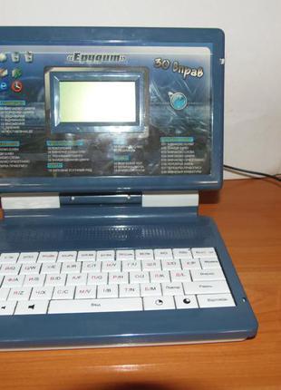 Украинско-английский ноутбук эрудит