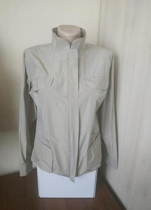 Стильна куртка/вітрівка giorgio boldetti італія/100% віскоза/женская лёгкая куртка