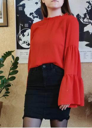 Блуза буффы