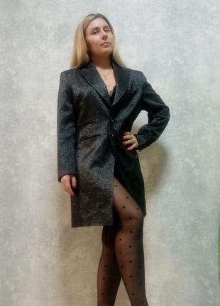 Пиджак платье