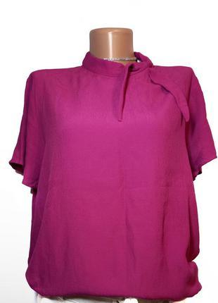 Блуза/футболка хl /xxl next  100% віскоза  пог 62 довжина 74 стан ідеaльний