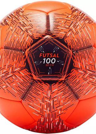 Мяч футбольный детский f100 (58 см) imviso (размер 3)