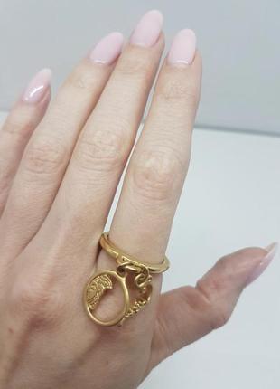 Кольцо versace оригинал