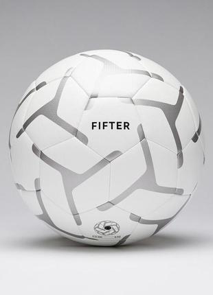 М'яч футбольний  fifter society 100 (розмір 4)