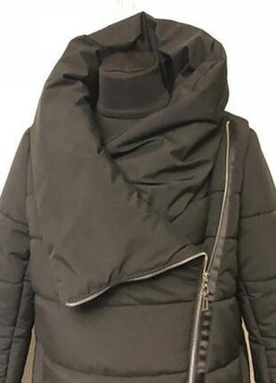 Пуховик объемный,пальто,размер хл.