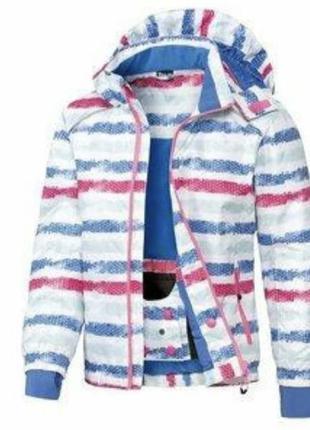 Зимний лыжный костюм куртка и полу комбинезон crivit