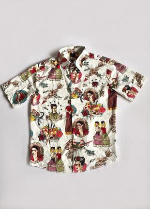 Сорочка на короткий рукав rfausntiy