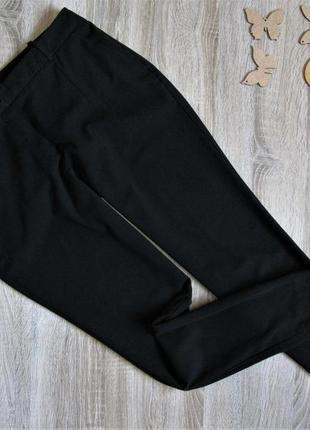 Черные брюки mango eur 38/40 нюанс