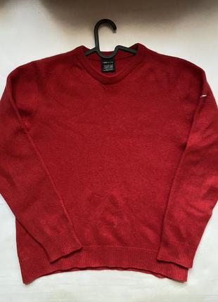 Nike swoosh светер кофта woolmark