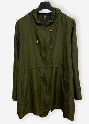Дождевик куртка ветровка плащ хаки george