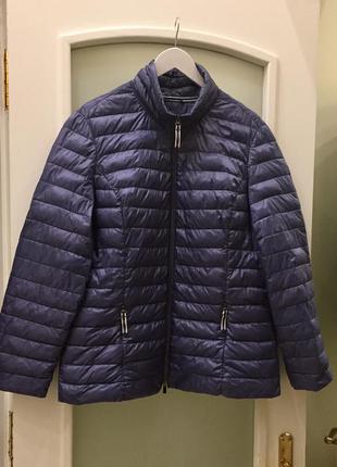 Нова.куртка легкa куртка пуховик бренду bonita duck down оригінал.