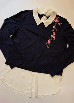 Блуза свитер