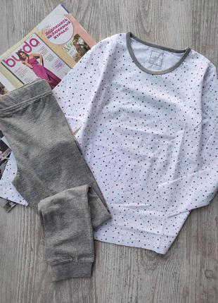 Хлопковая пижама, пижамка