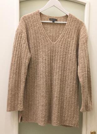 Новий.светер люкс бренду esprit alpaca wool blend оригінал