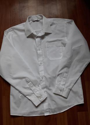 Рубашка bhs на 11-12 лет