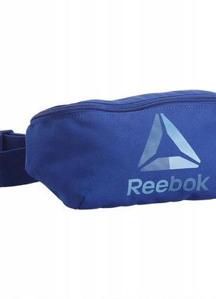 Сумка через плечо, бананка reebok training essentials
