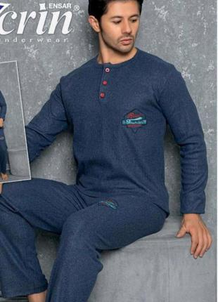 Кашемировые мужские пижамки