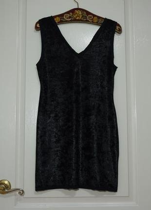 Маленькое черное  / вечернее платье zara