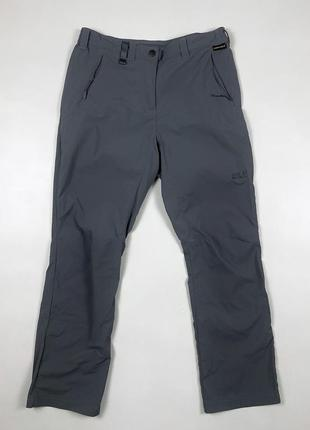 Женские трекинговые штаны jack wolfskin