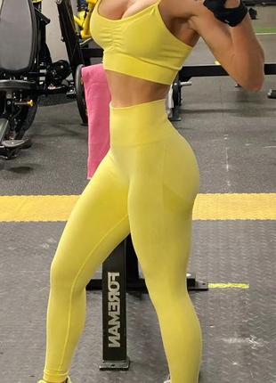 Фитнес комплект, костюм