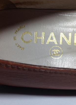 094308cb5e6a Винтажные лоферы chanel (оригинал) Chanel, цена - 4000 грн,  9686089 ...