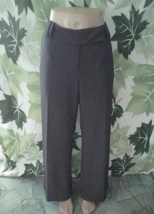 Jensen women классические брюки кюлоты класика палаццо свободные широкие стильные