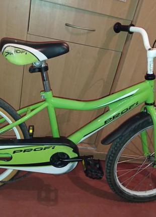 Велосипед profi, 20 колёса