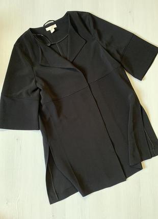 Длинный пиджак кофта накидка 48-52р