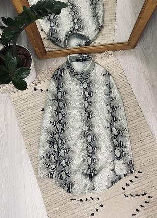 Атласна блуза від missguided🌿