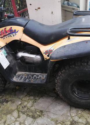 Квадроцикл kymco 100