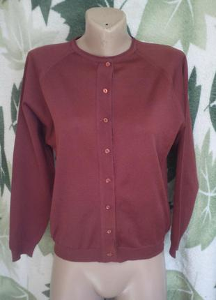 Micha silk chapira немецкая 100% trevira кофточка джемпер винтажная из натуральной ткани