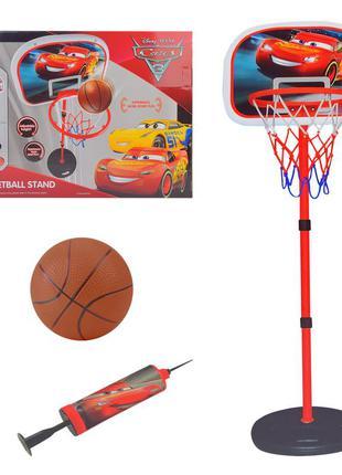 Баскетбольный набор eods-20881h (8 шт) cars в коробке 85*39*50 см