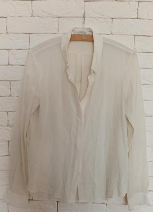 Шовкова блуза оригінальна