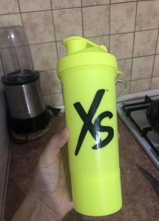 Шейкер xs