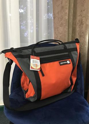 Новая большая спортивная сумка metolius gym bag 28