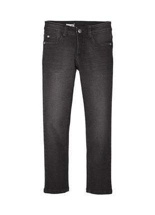 Серые джинсы на мальчика pepperts