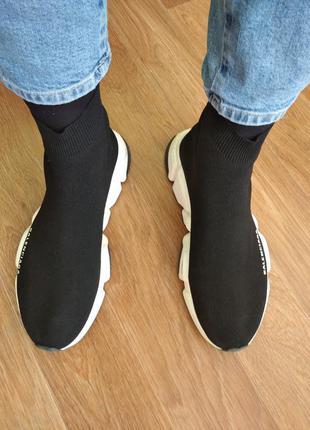 Кроссовки-носки balenciaga