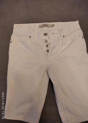Подовжені шорти skinny