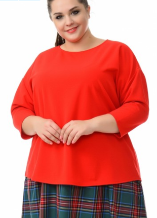 Кофта футболка ralph lauren 3x  большой размер