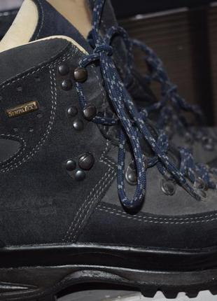 Треккинговые ботинки мембранные stadler замш+кожа sympa tex .6/39 25-26 см