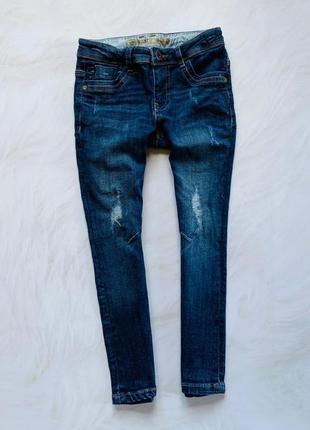 Denim   стильные джинсы  на мальчика  5-6 лет