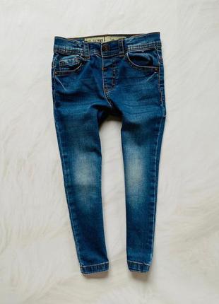 Denim стильные джинсы  на мальчика 3-4 года