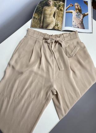 Акция 2=3 кюлоты штаны палаццо zara