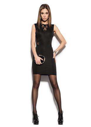 Черное платье должно быть в гардеробе у каждой девушки,