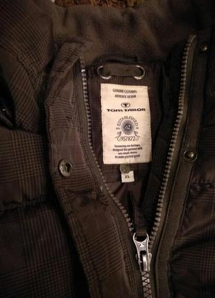 Куртка -пуховик tom tailor