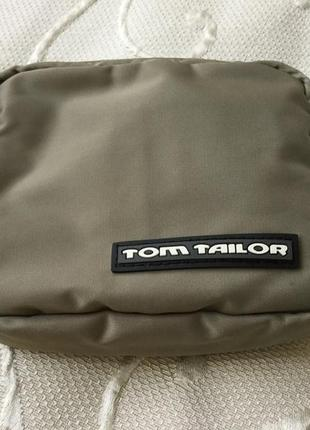 Tom tailor кошелек-косметичка оригинал