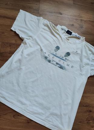 Винтажная футболка bmw