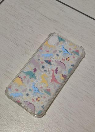 Чехол силиконовый для iphone xr,11