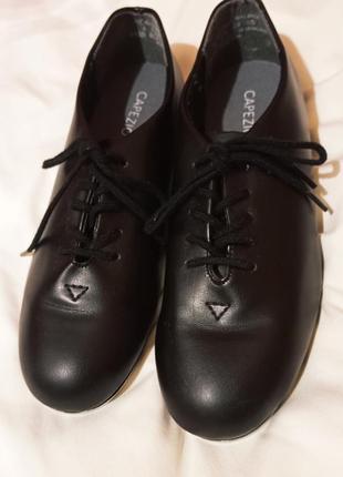 Туфли для степа, чечетки, танцев capezio tele tone